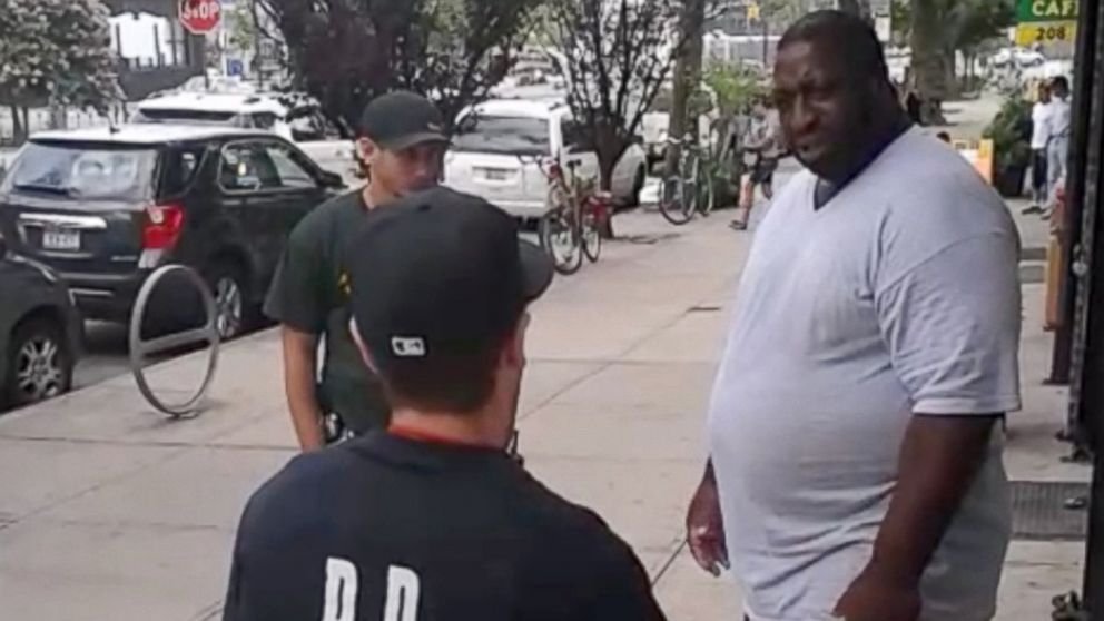 Eric Garner's family 'frustrated' by slow pace of federal investigation